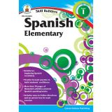 Skill Builders Spanish I Workbook, Grades K-5, Pack of 6