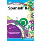 SKILL BUILDERS SPANISH LEVEL 2  GR 6-8
