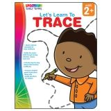LETS LEARN TO TRACE SPECTRUM EARLY  YEARS