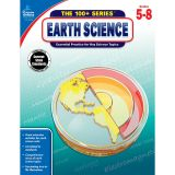 Earth Science Workbook, Grades 5-8, Pack of 2