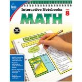 Interactive Notebooks: Math Resource Book, Grade 8