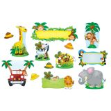(2 ST) JUNGLE SAFARI BB SET