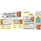 Paragraph Writing Mini Bulletin Board Set, Grade 2-5