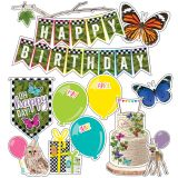 Woodland Whimsy Birthday Mini Bulletin Board Set, 3 Sets