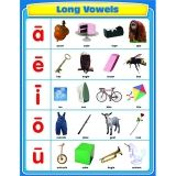 LONG VOWELS CHARTLET