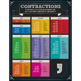 CONTRACTIONS CHARTLET GR PK-5