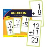 Addition All Facts through 12 Flash Cards, 2 Packs