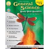 DAILY SKILL BUILDERS GENERAL  SCIENCE RESOURCE BOOK GR 5-8