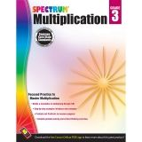 SPECTRUM GR3 MULTIPLICATION WORKBK