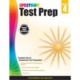 SPECTRUM TEST PREP GR 4