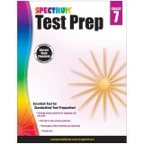 SPECTRUM TEST PREP GR 7 WORKBOOK