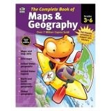 COMPLETE BOOK OF MAPS & GEOGRAPHY