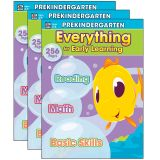Everything for Early Learning, Grade PK, Pack of 3