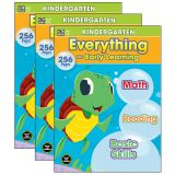Everything for Early Learning, Grade K, Pack of 3