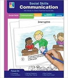 Social Skills Mini-Books Communication Resource Book, Grade PK-2, Paperback