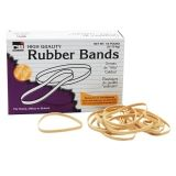 RUBBER BANDS 3 X 1/32 X 1/8 1/4 LB  BOX