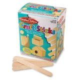 CRAFT STICKS JUMBO SIZE