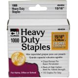 EXTRA HEAVY DUTY STAPLES 15/16