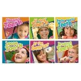 HEALTHY TEETH BOOK SET OF 6