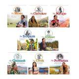 American Indian Life Book Set, Set of 8