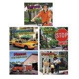 My Neighborhood Book Set, Set of 5