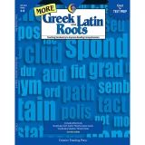 More Greek and Latin Roots Book