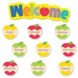APPLES WELCOME MINI BULLETIN BOARD