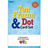TEN FRAMES DOT CARD SET