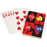 GIANT PLAYING CARDS 4.25 X 7.75IN