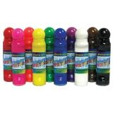 Window Writers Paint, 10 Colors, 48 ml