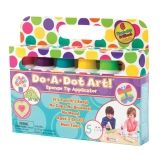 DO-A-DOT ART WASHABLE BRILLIANT 6PK