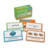 FRACTIONS COMMON CORE COLLABORATIVE  CARDS