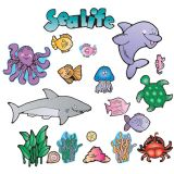Sea Life Bulletin Board Set, 2 Sets