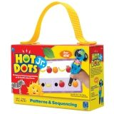 HOT DOTS JR CARDS PATTERNS &  SEQUENCING