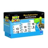 HOT DOTS MORE SUBTRACTION FACTS  13-19