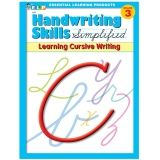 HANDWRITING SKILLS SIMPLIFIED  LEARNING CURSIVE