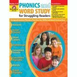 Phonics and Word Study for Struggling Readers Book