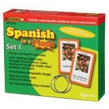 Spanish in a Flash� Set 1