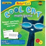 PETE THE CAT COOL CAT MATH GAME G-1
