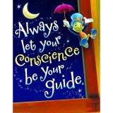 "Pinocchio Conscience 17"" x 22"" Poster"