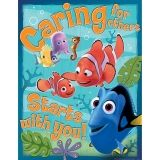 "Finding Nemo Caring for Others 17"" x 22"" Poster"