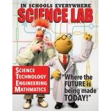 Muppets - Science Lab Poster