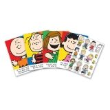 Peanuts Characters & Motivational Phrases Bulletin Board Set