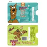 MATH FACT FINDER MULTIPLICATION  DIVISION SCOOBY DOO SLIDE CHART