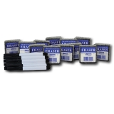 Class Pack of 12 Erasers & 12 Black Markers