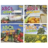 ABCS ALPHABET BOOKS SET OF ALL 4