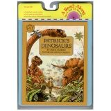 CARRY ALONG BOOK & CD PATRICKS  DINOSAURS