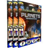 Planets Interactive Smart Book, Pack of 3