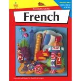 Activity Book, French, Middle/High School