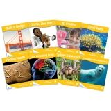 Fantails Book Banded Readers, Gold Non-Fiction, Levels M-N